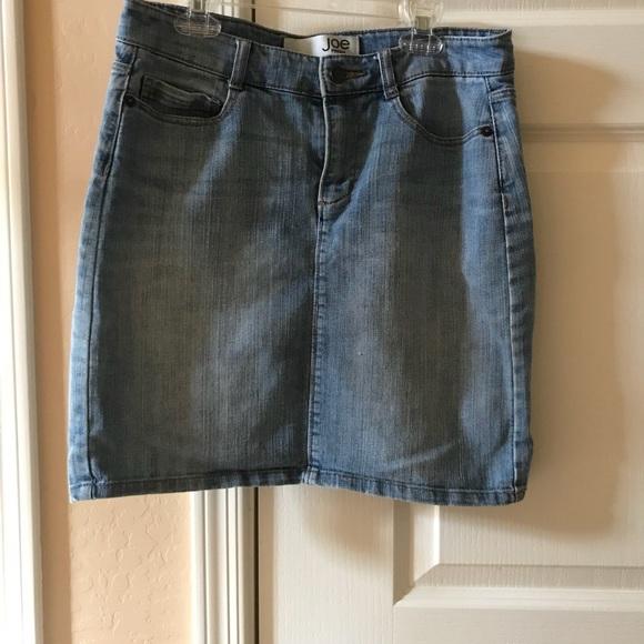 Joe Fresh Denim Skirt Size 4